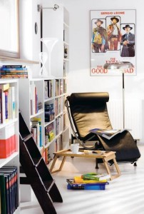Love the area of reading space