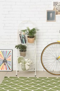 Ladder Storage Basket #urbanoutfitters
