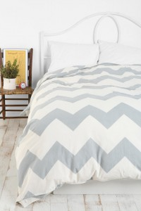 chevron bedding urban outfitters
