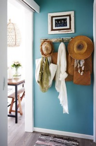 This would be a perfect angle for an entryway! Gotta try it.