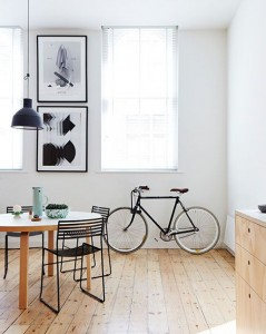 bicycle deco