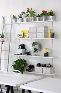 I SPY DIY WORKSPACE | Shelves